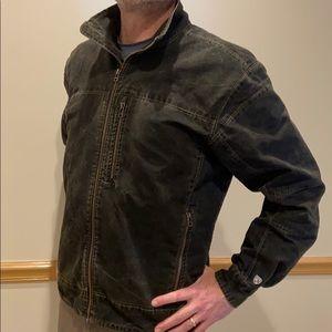 Men's Kuhl vintage patina dye Jacket XL